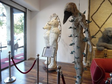 Pierre Sgamma – sculptures