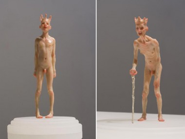 Dongwook Lee – sculptures