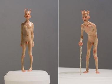 Dongwook Lee – sculptures