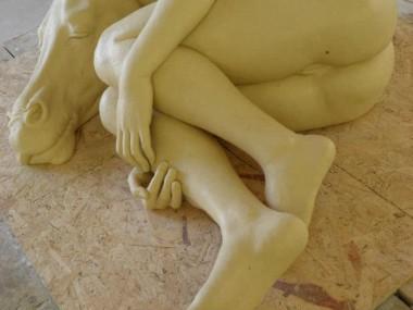 Sihua Qian – sculptures XiangMa series