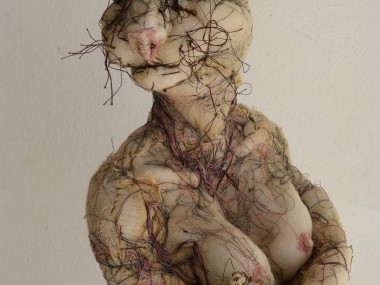 Anne Bothuon – Sculpture Textile art