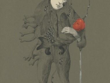 Chimeres inspirees de Helene LAGNIEU – dessins, peintures, sculptures