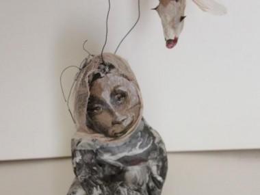Hélène LAGNIEU – sculptures papier