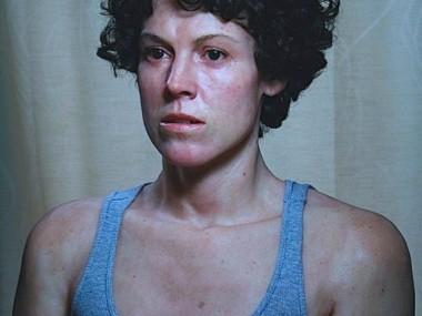 Hyper Realistic Sculpture Silicone – Steve Scott – Sigourney Weaver