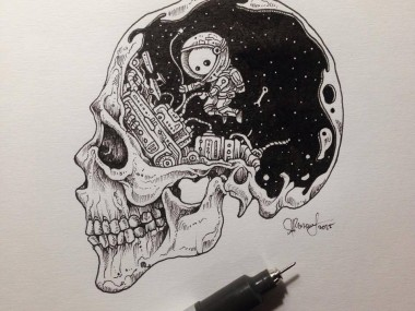 Kerby Rosanes – Sketchy stories illustrations