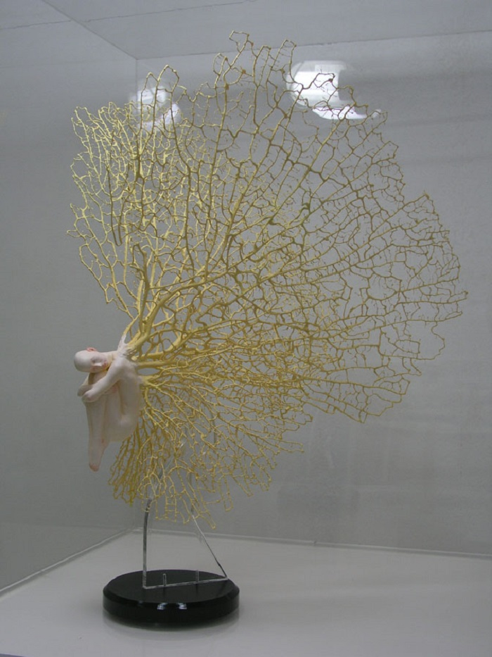 Kim Hyunsoon artist - sculptures