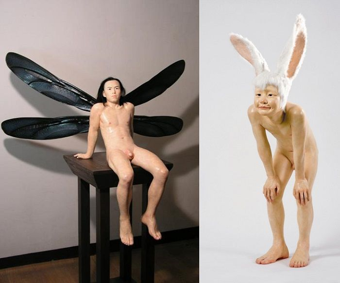 Kim Hyunsoon artist – sculptures
