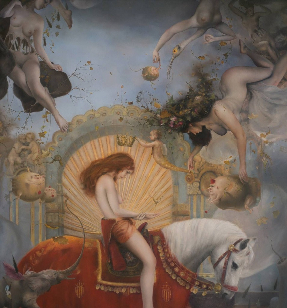 Quim Hereu - Large Paintings Oil on canvas