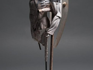 Ron Pippin – sculptures – birdman