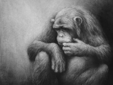 Victor Soren – dessins – La question