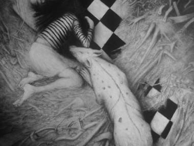 Victor Soren – dessins – Les amants du chaos