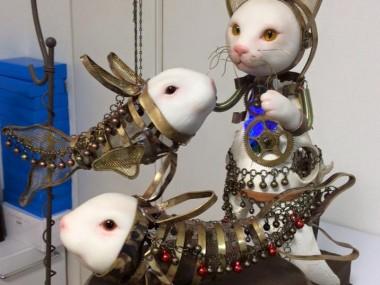 Midori Hayashi – Dolls artwork