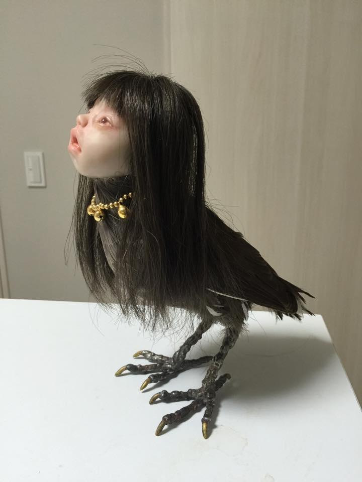 Midori Hayashi – dolls sculptures