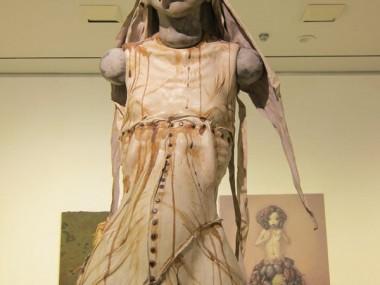 "Miura Etsuko – Sculptures ""réincarnation"""