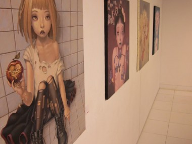 Miura Etsuko – Dolls Sculptures  (photo : lil miss sticky kiss)
