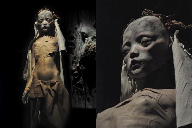 Miura Etsuko – Dolls Sculptures
