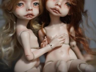 Tatyana Trifonova Art dolls