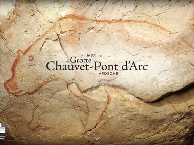 Visite virtuelle de la grotte Chauvet Ardèche