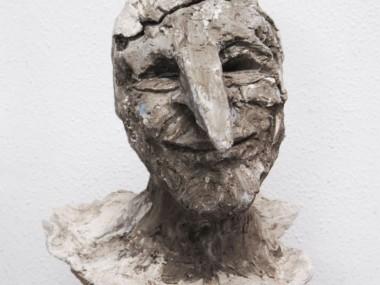 "Monica Mariniello – Sculptures ""Pinocchio"""