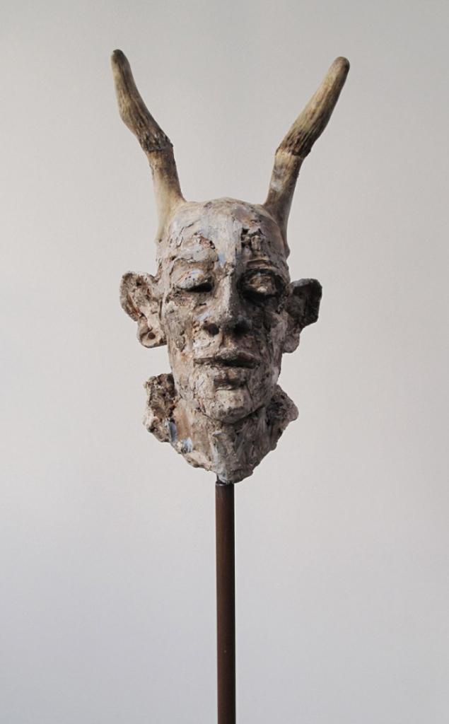 "Monica Mariniello - Sculptures ""êtres"""