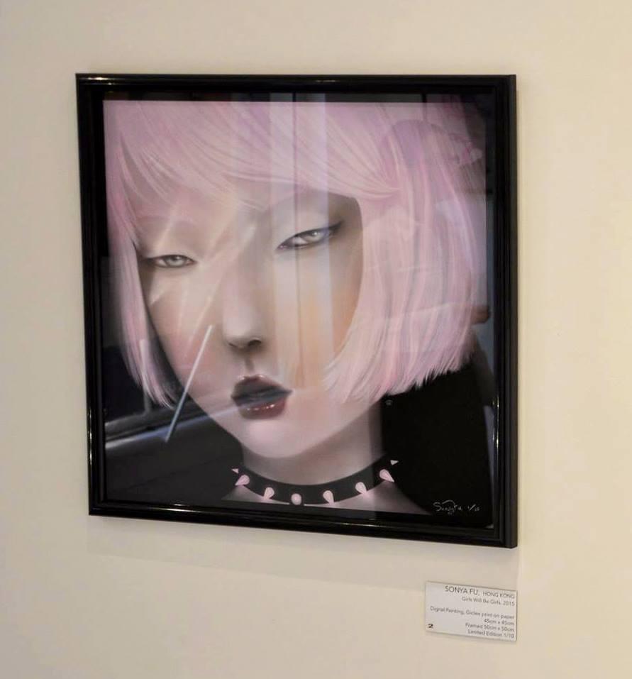Sonya Fu – Digitale art