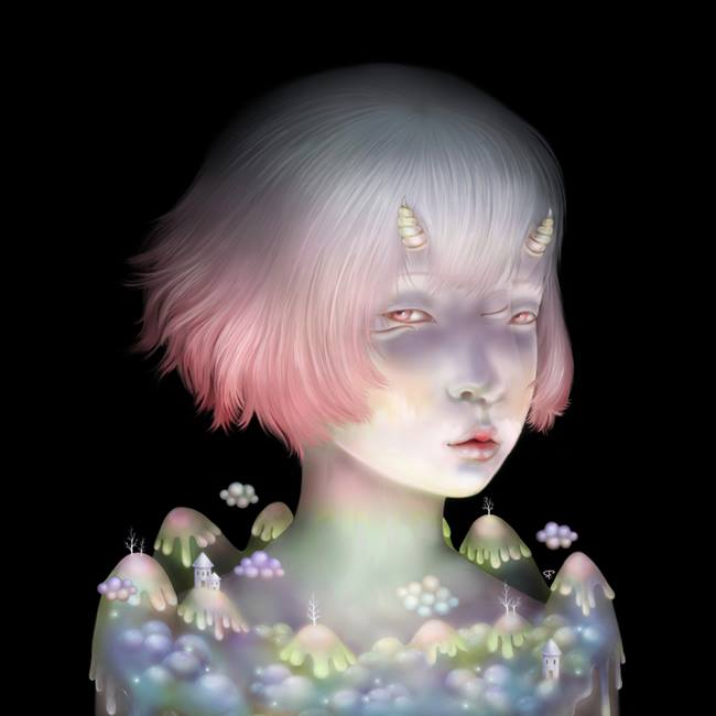 Sonya Fu – Digitale art