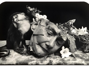Joel Peter Witkin photography – Face of A Woman, 2004