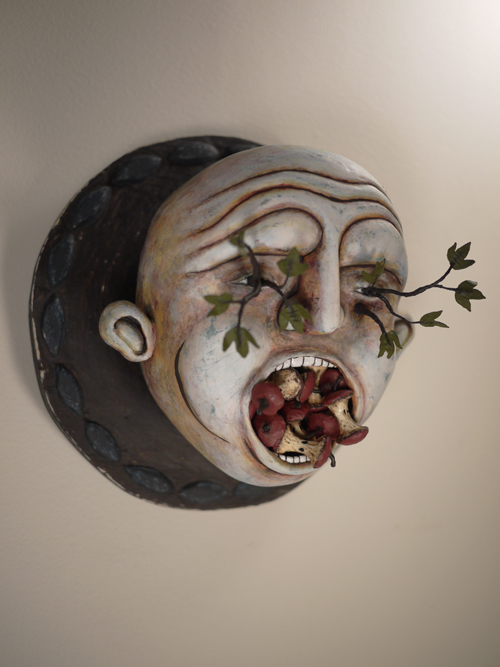 Kevin Titzer Sculptures - Apples - 2011