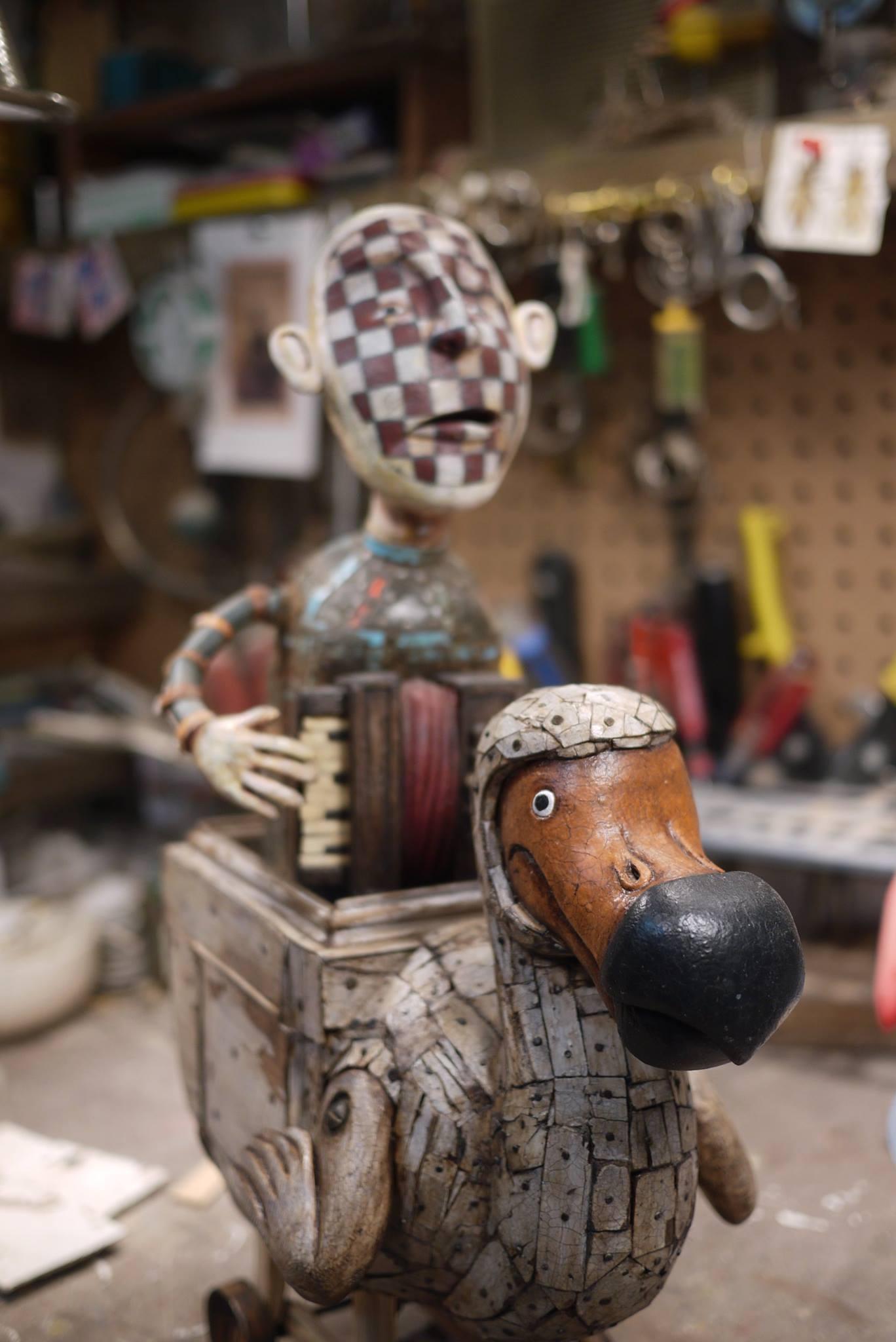 Kevin Titzer Sculptures