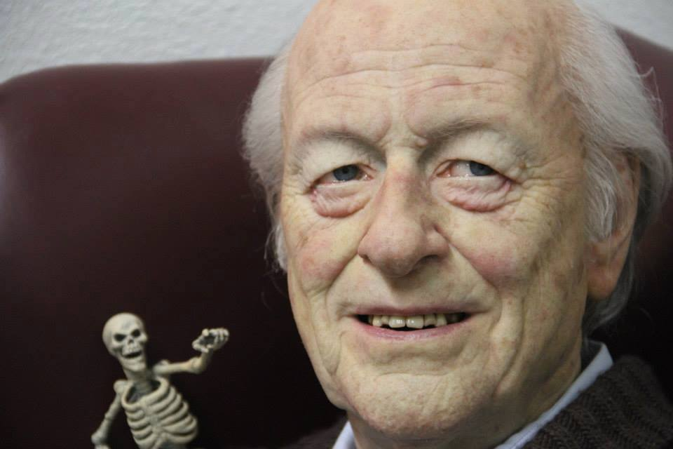 Mike Hill Art – Sculpture hyper realiste – Ray Harryhausen