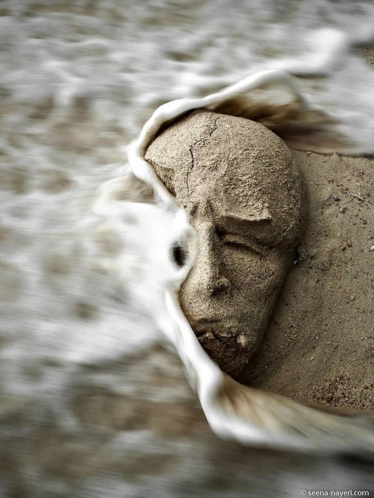 Seena Nayeri Iranian Sculptor