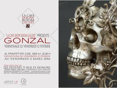 Gonzal – Sculptures steampunk