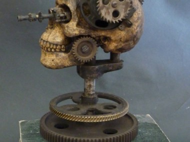 Gonzal – Sculptures steampunk