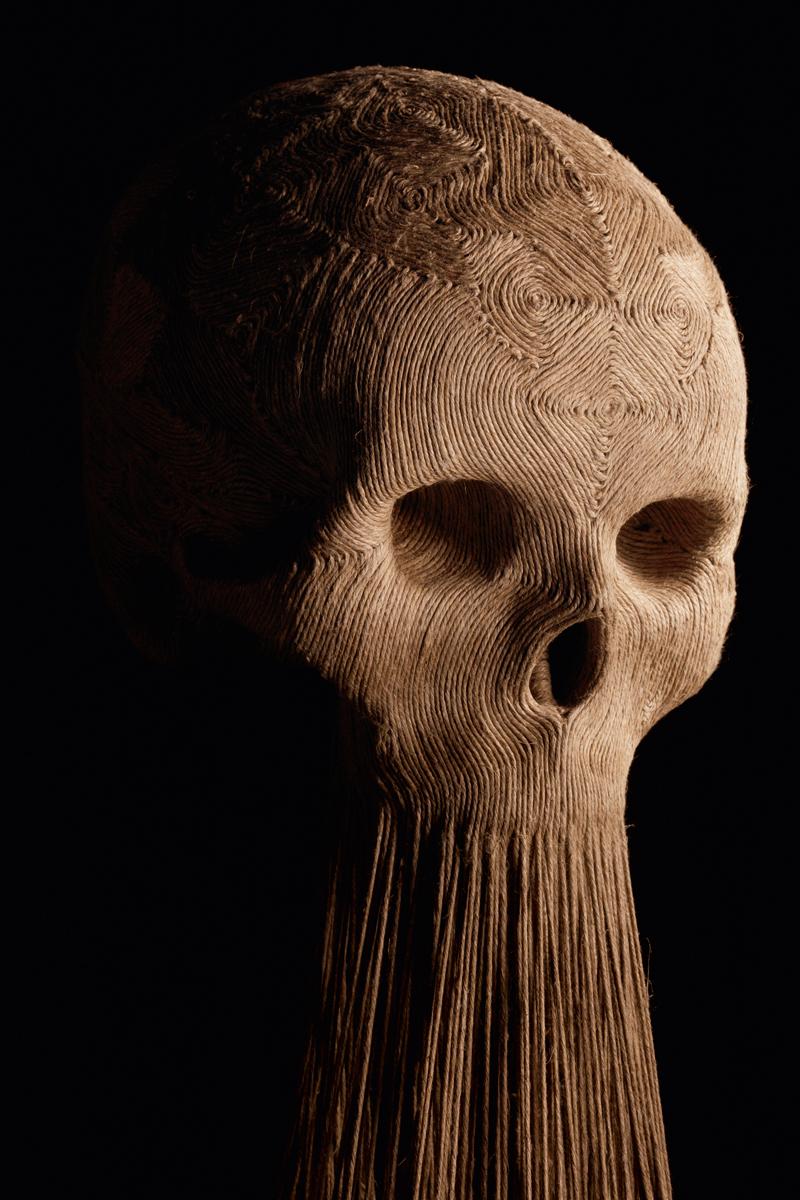 Jim skull – Cordes naturelles