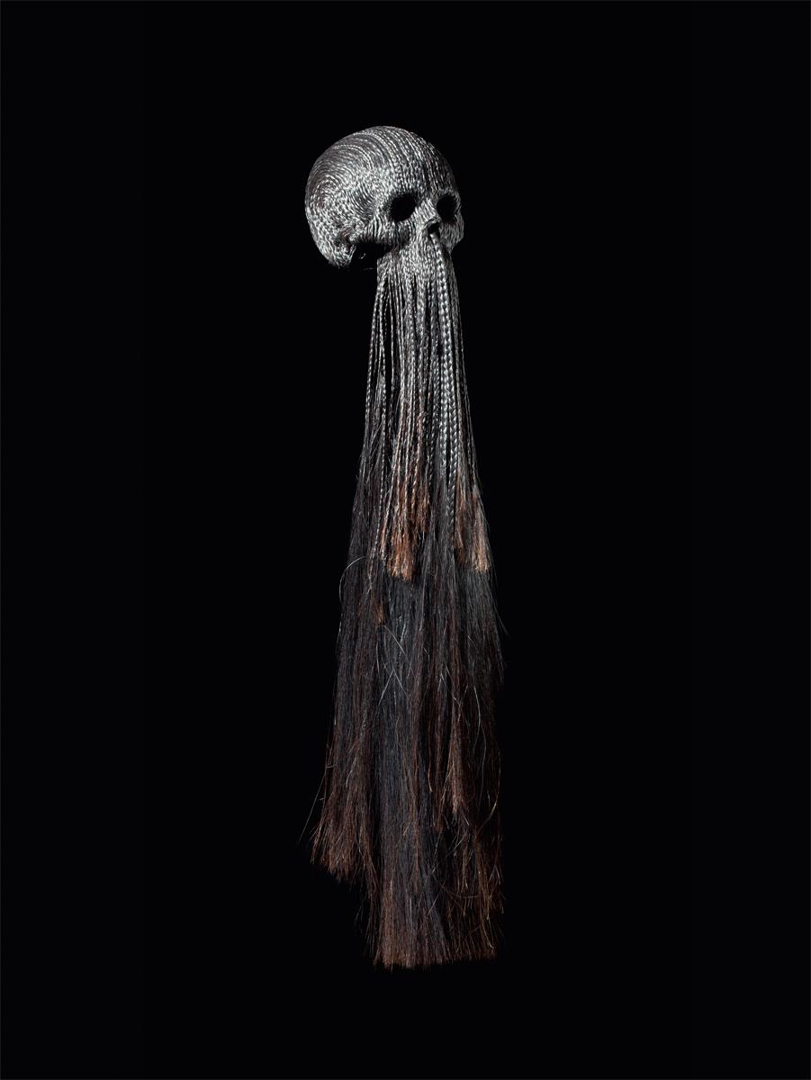 Jim skull – Crins de cheval