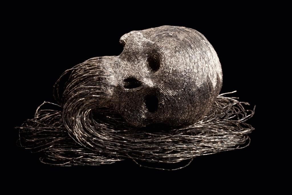 Jim skull - Perle et murano