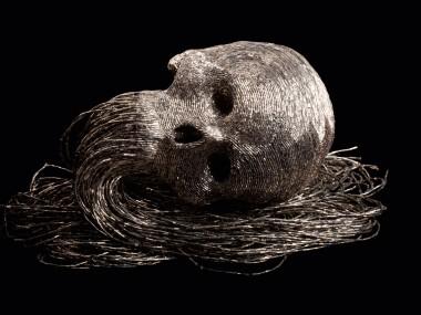 Jim skull – Perle et murano