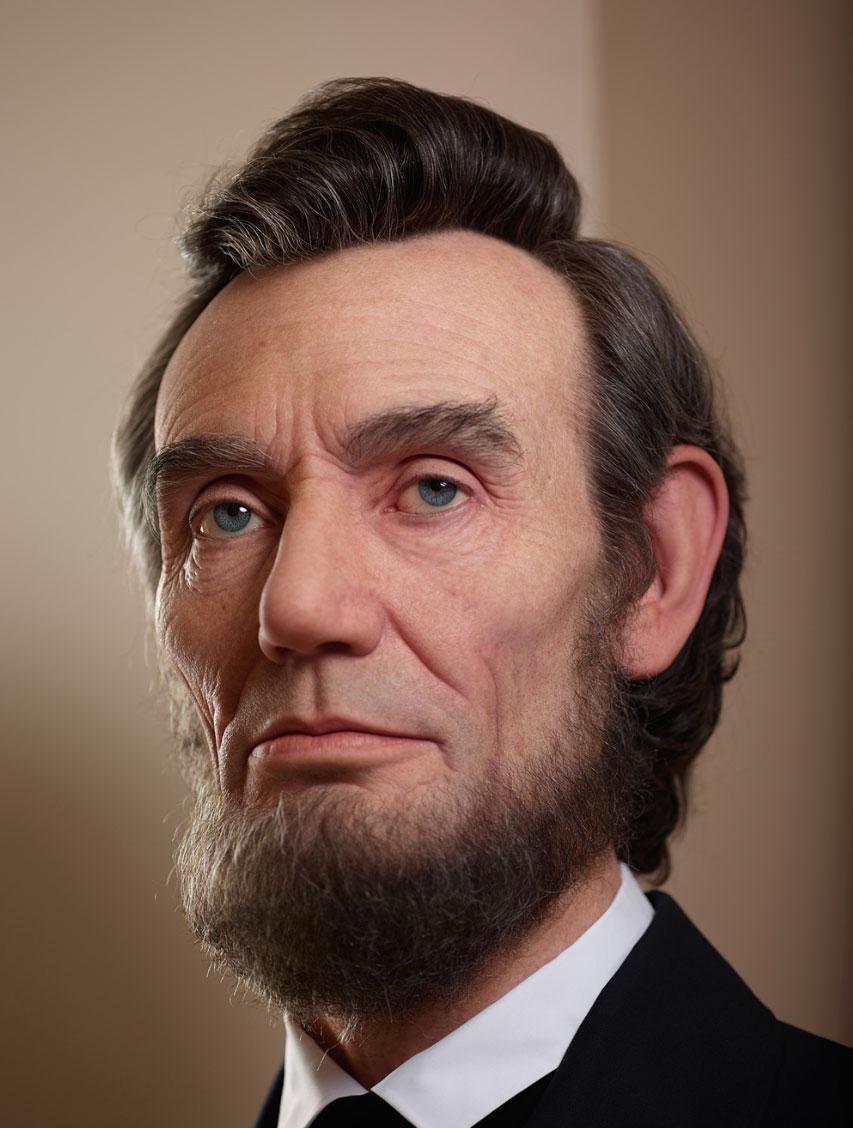 Kazuhiro Tsuji – Sculpture Abraham Lincoln