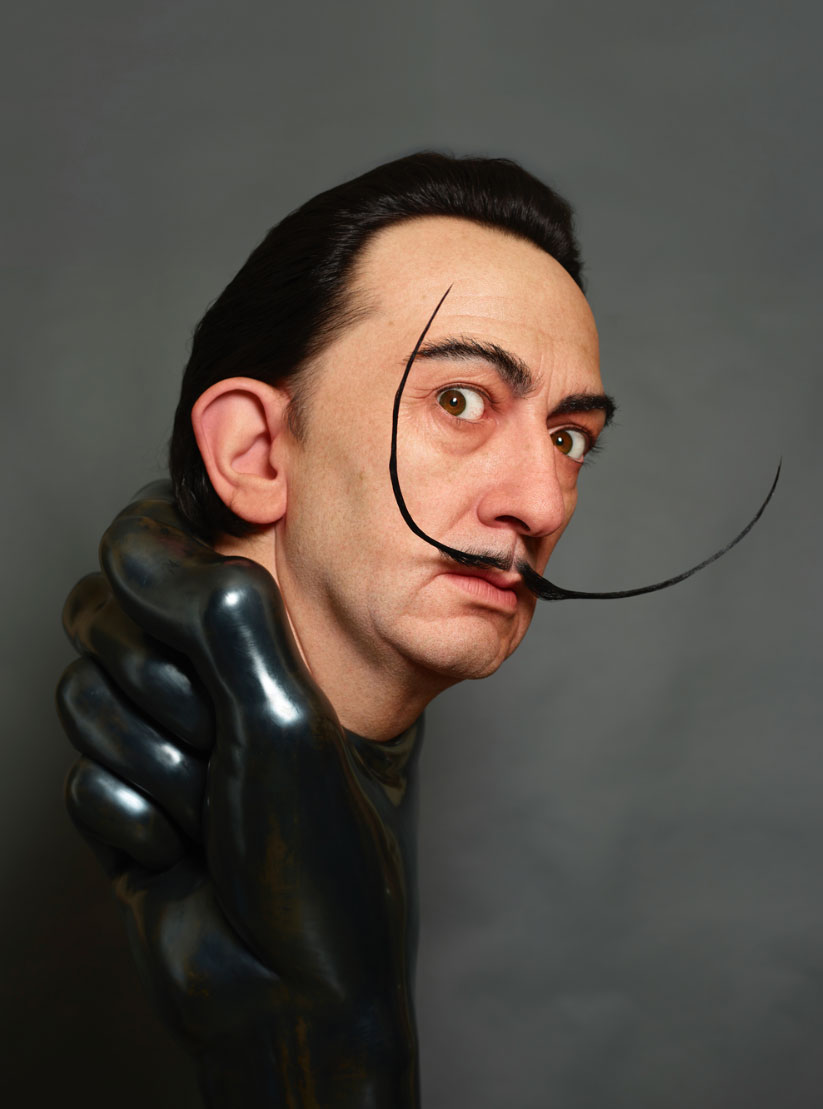 Kazuhiro Tsuji – Sculpture Dali