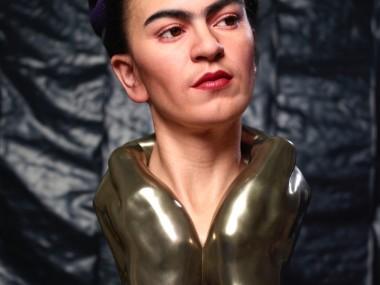 Kazuhiro Tsuji –  Sculpture Frida Khalo