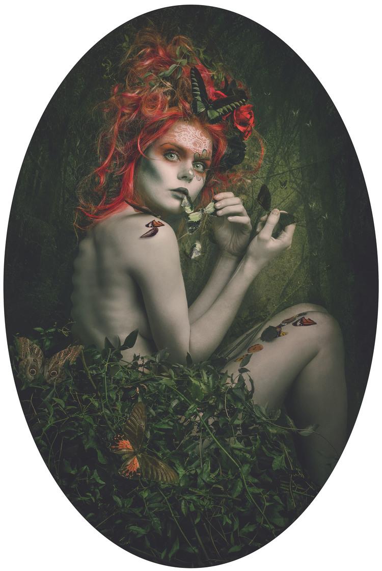Richard Wood – Creative Portrait SOPHIE