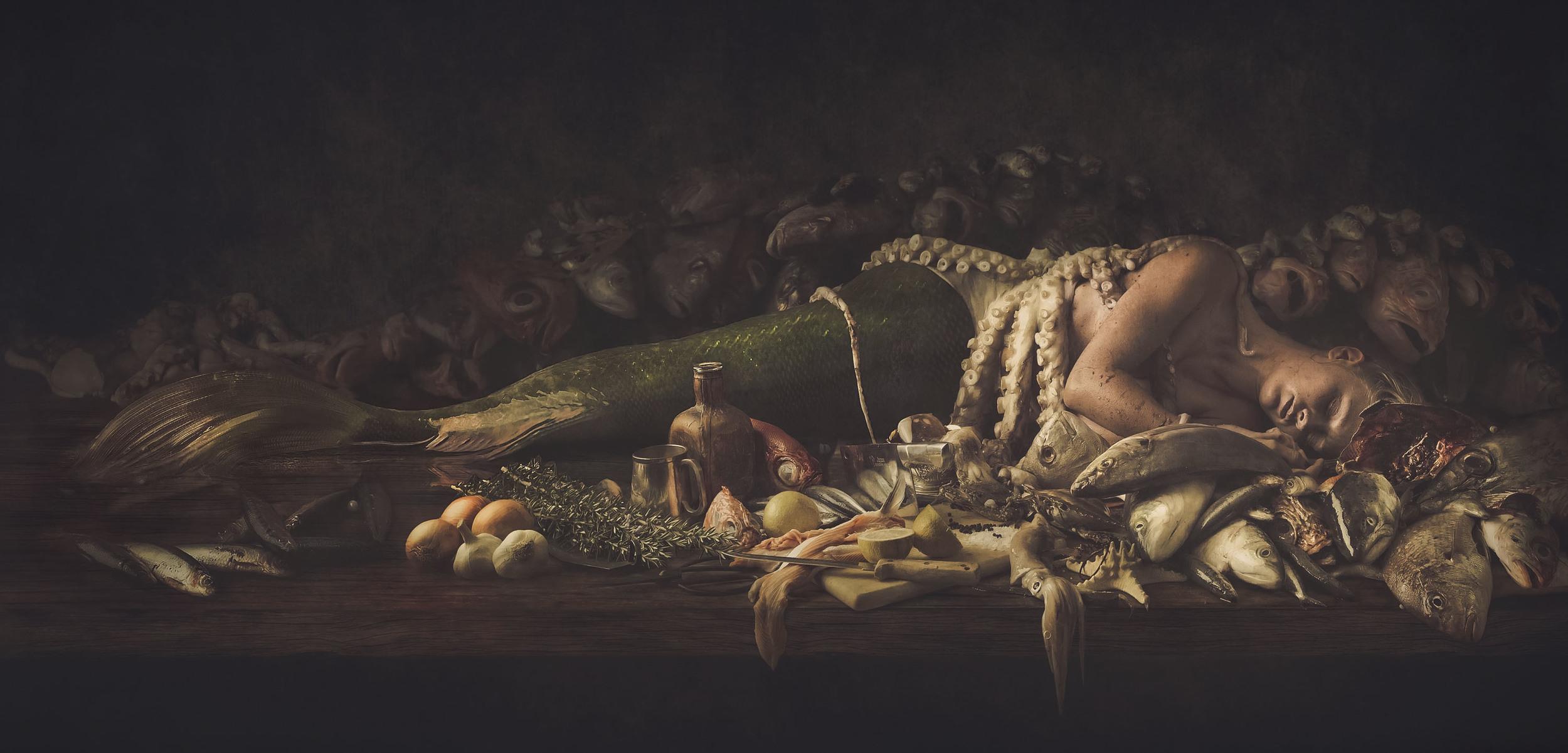 Richard Wood – Illustrative MERMAID photo