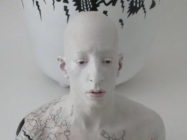 Fausto Salvi Ceramic sculpture