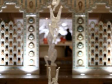 ESAAT – Installation Musée de la Piscine Roubaix – sculptures 2016