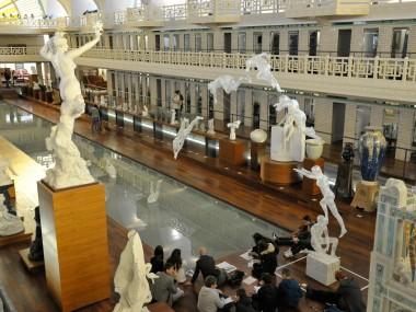 Installation piscine roubaix sculptures – ESAAT 2016