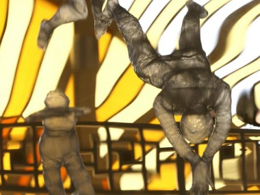 ESAAT – Installation Musée de la Piscine Roubaix – sculptures