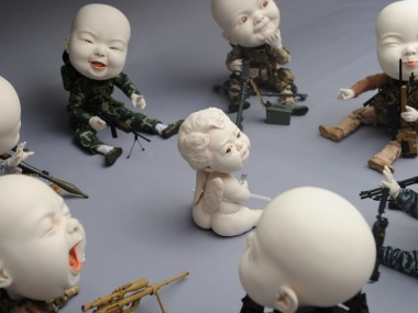 "Johnson Tsang – Sculpture ""Security Summit"""