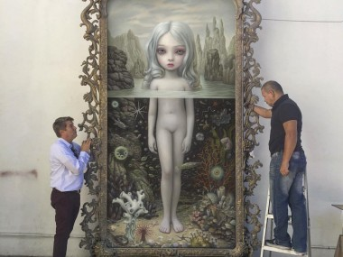 Mark Ryden – Aurora painting