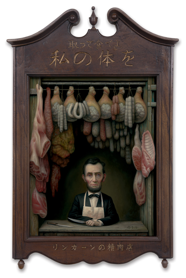 Mark Ryden – painting