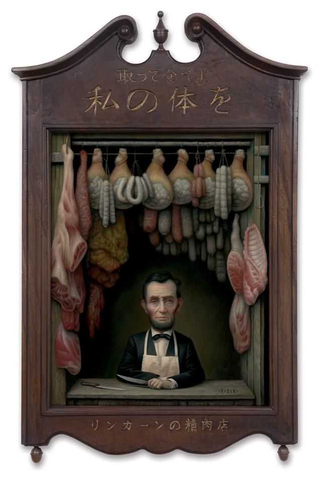 Mark Ryden – painting